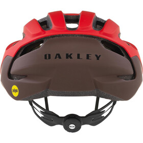 Oakley ARO3 Casco, red/grenache